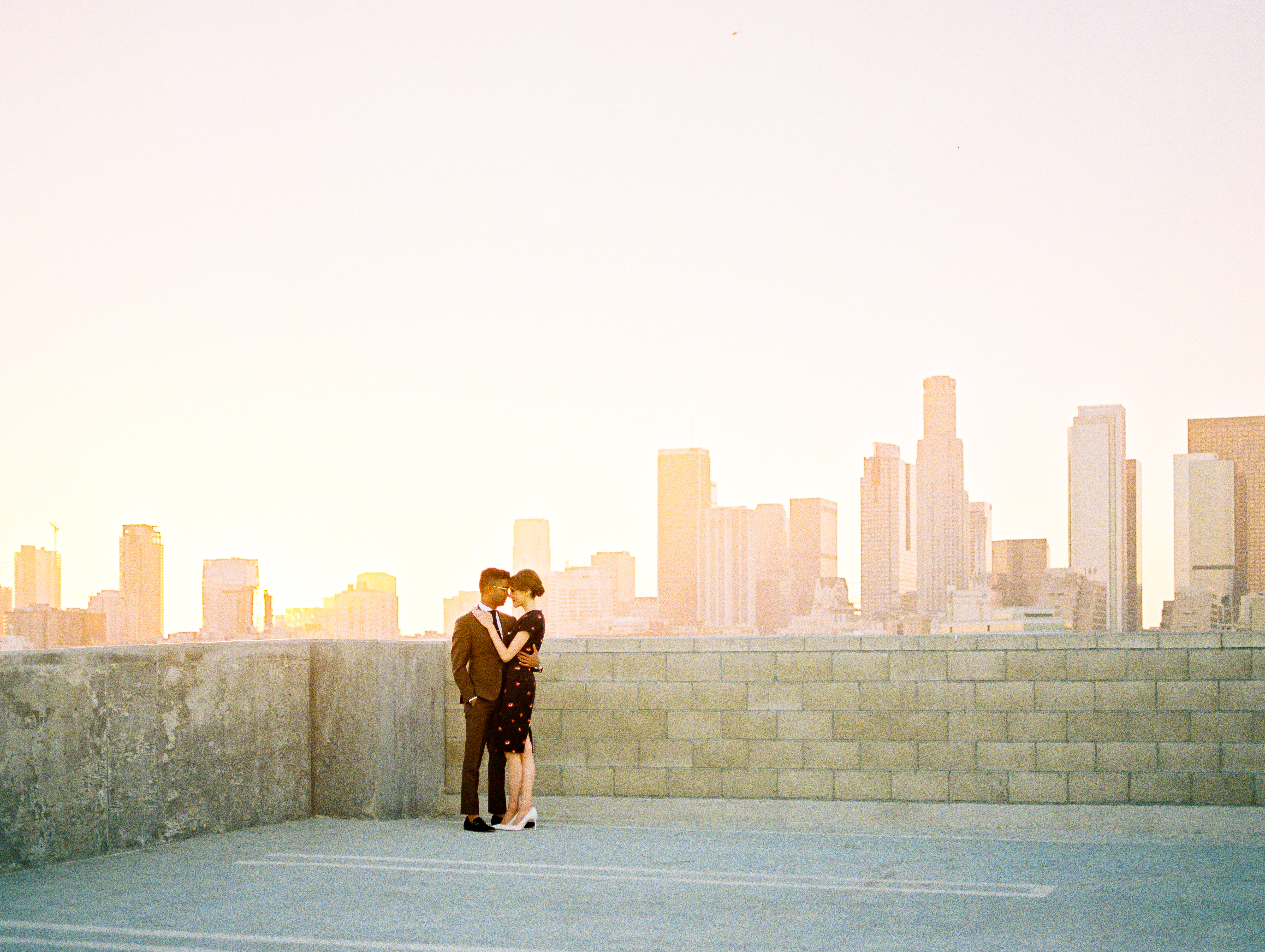 downtown-los-angeles-engagement-photographer