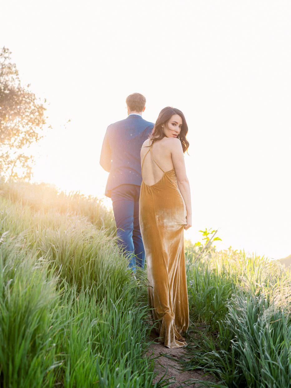 California sunset engagement kelly zhang studio wedding photographer dennis roy coronel